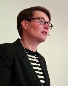 klima- og miljøvernminister Tine Sundtoft