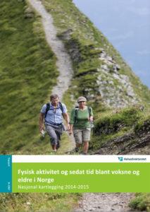 Forside Rapport Helsedirektoratet