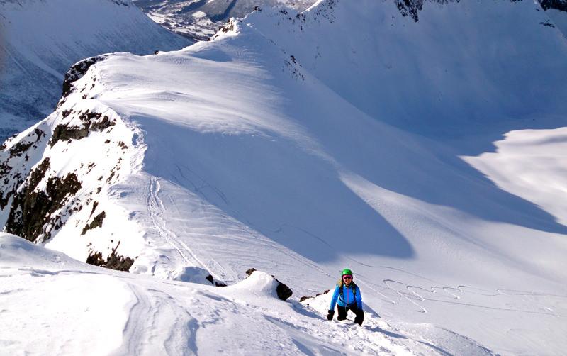 ski og fjell