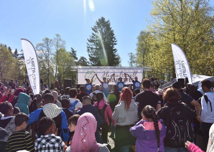 Flerkulturell friluftsfest 2017