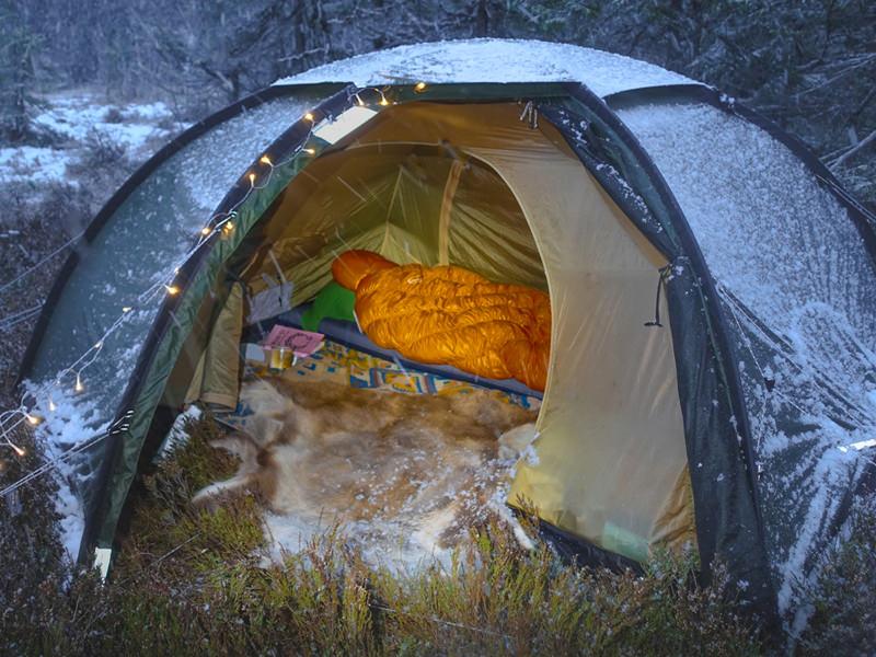 vintertelting