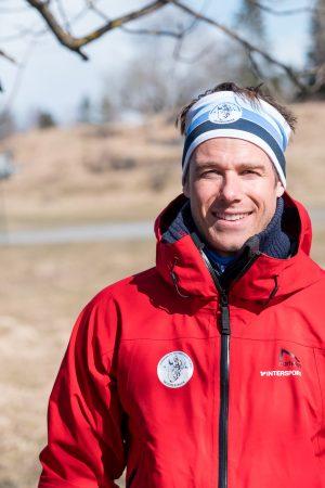 Lars Amund Toftegaard i Skiforeningen gir deg fem gode treningstips til påsken. Foto: Gard Eirik Arneberg