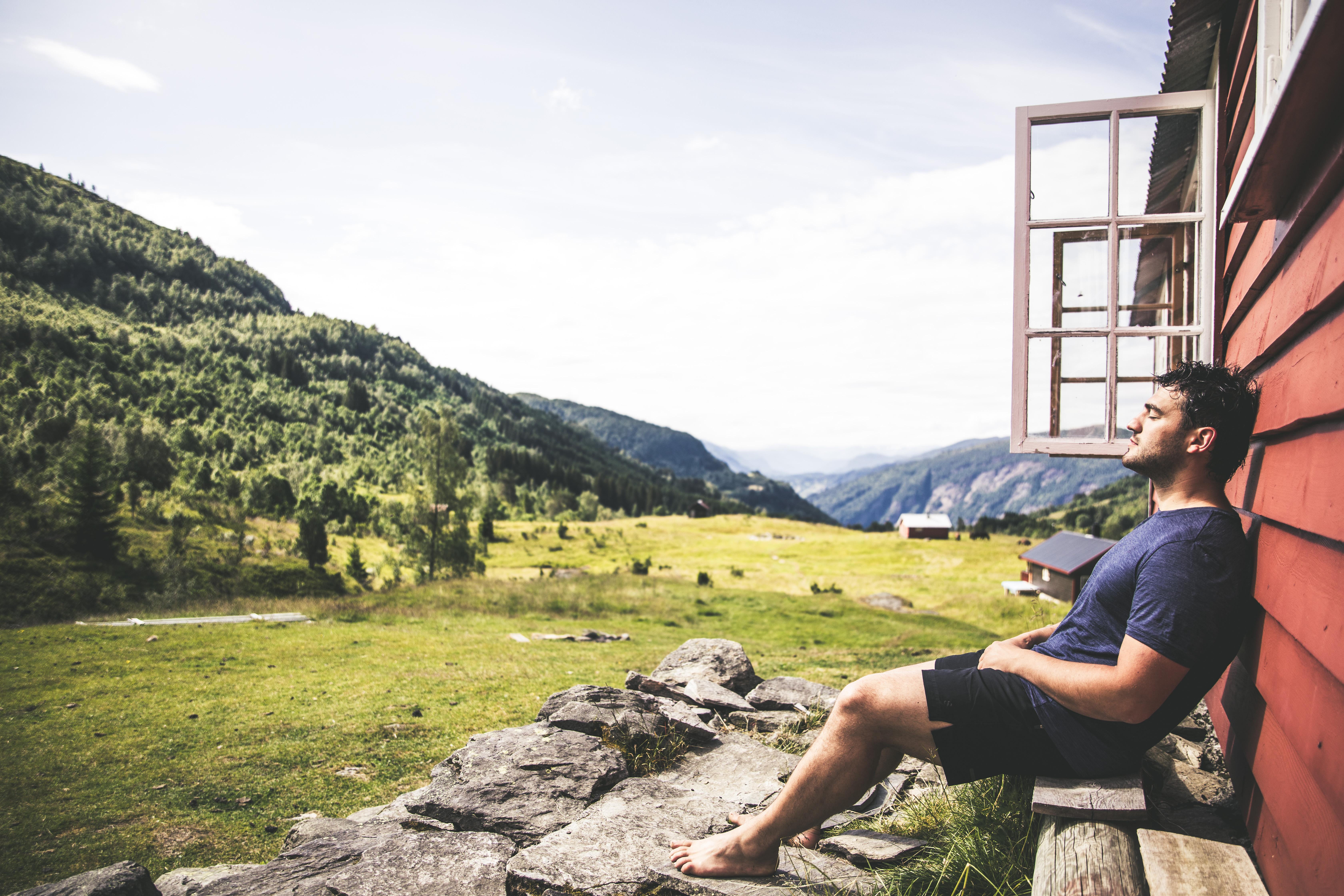 Fortsatt ledige hytter i sommer Norsk Friluftsliv