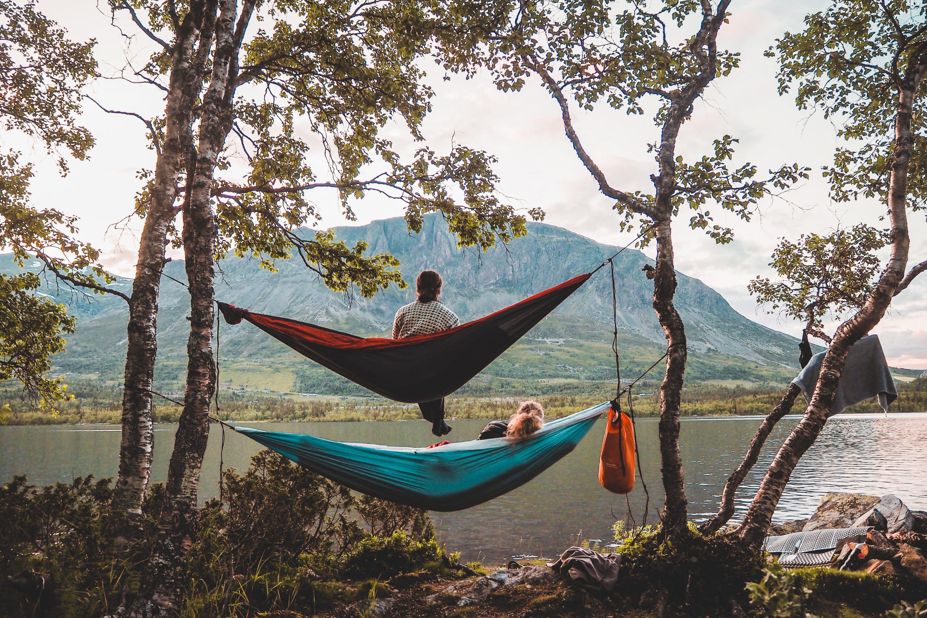 Ta sommerens fineste bilde vinn telt fra Fjällräven