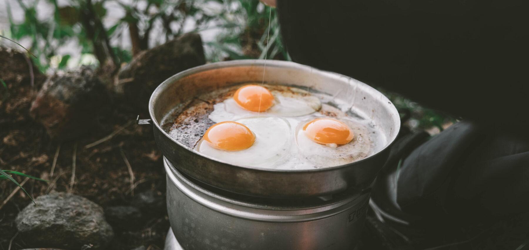 egg på primus